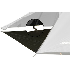 Eureka! Scenic View 2 SUL - Accesorios para tienda de campaña - gris